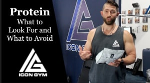Personal Training in Ashburn - Icon Gym - Protein