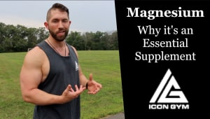 Personal Training in Ashburn - Icon Gym - Magnesium