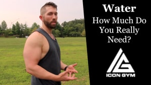 Personal Training in Ashburn - Icon Gym - Water