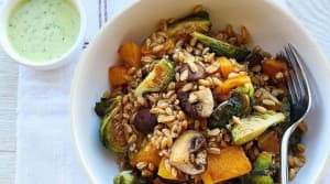 Personal Training  in Los Gatos - Mint Condition Fitness - Recipe Of The Week: Roasted Fall Veggie Bowl