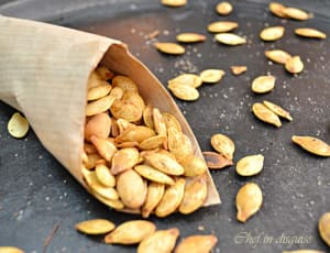 Recipe: Apple Pie Pumpkin Seeds