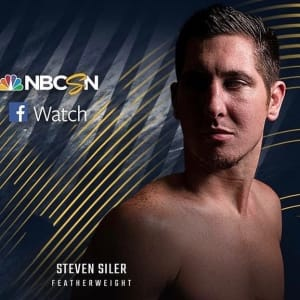 STEVE SILER FIGHT WEEK!!!