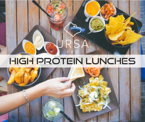 High Protein Lunches For Weight Loss When You're Crunched On Time