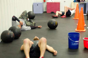 CrossFit in State College for Friday, October 12