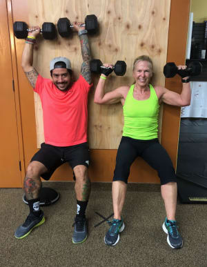 Personal Training in Costa Mesa - The Training Spot - Success Story: Laurie I Personal Training Huntington Beach