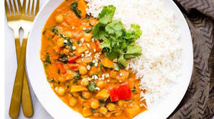 Recipe Of The Week: Slow Cooker African Chicken Peanut Curry