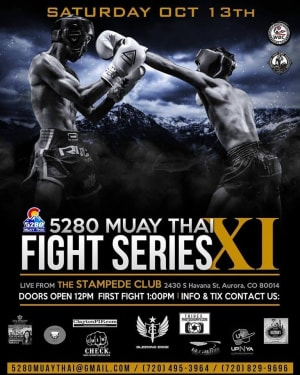 in Englewood - Factory X Muay Thai