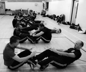 Krav Maga in Swindon - South West Krav Maga - High intensity interval training