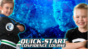 in East Wareham - The Pound Martial Arts - Kids Martial Arts Quick Start Confidence Course