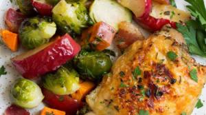 Recipe Of The Week: One Pan Autumn Chicken Dinner