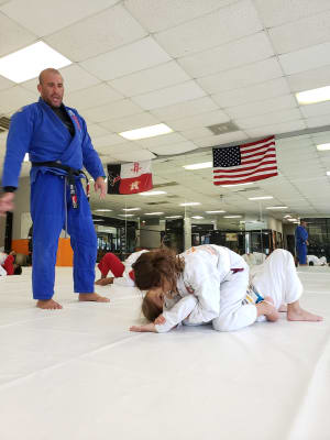 in Southeast Houston - Grappling Zone