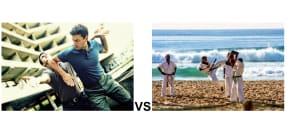 Self Defense VS. Martial Arts Training