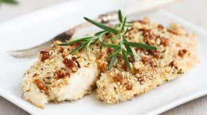 Personal Training  in Los Gatos - Mint Condition Fitness - Recipe Of The Week: Baked Tilapia with Pecan and Rosemary