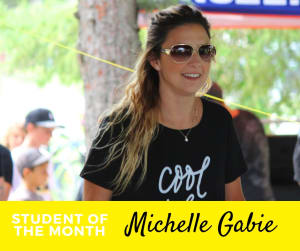 Meet Michelle - Driven, Positive & Always Growing!