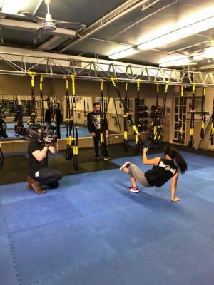 TRX Suspension Training - WGN News