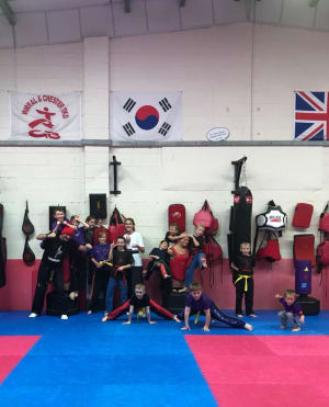 in Wirral - Wirral & Chester Taekwondo - Half term kids clubs
