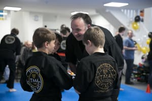 in Tring - Tring Martial Arts - Please don't let me quit - a note from your kids!!