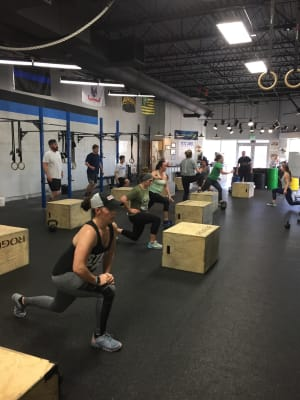 Weekly Boot Camp Workouts Oct 29 - Nov 2nd