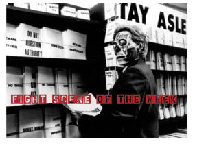 Fight Scene of the Week! They Live