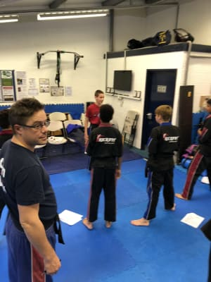 in Slough - KickFit Martial Arts Slough - Rookie Sun Bae Course 2019