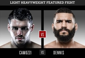 Chris Camozzi FIGHT WEEK!