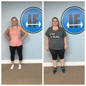 Jennifer Strong & Chelsea Moores Clients of the Month November 2018