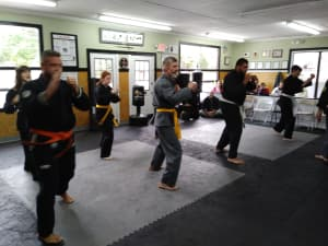 Teen Martial Arts  in Warwick - West Bay Martial Arts - October madness