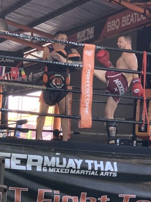 in Salt Lake City - Ultimate Combat Training Center - Training Muay Thai in Thailand 2018 (Part 19)