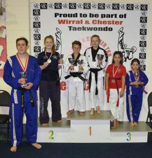 in Wirral - Wirral & Chester Taekwondo