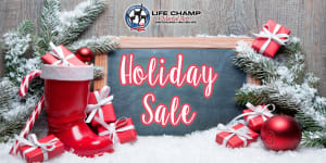 in Woodbridge - Life Champ Martial Arts - Our Annual Holiday Sale is Almost Here
