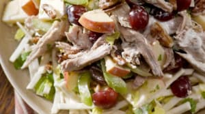 Personal Training  in Los Gatos - Mint Condition Fitness - Recipe of the Week: Turkey Waldorf Salad