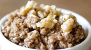 Personal Training  in Los Gatos - Mint Condition Fitness - Recipe Of The Week: Gingerbread Oatmeal