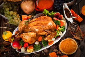 7 Steps to Enjoying your Thanksgiving without ruining your Diet