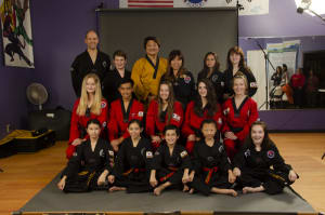 Kids Martial Arts  near  Shoreview - Lee's Champion Taekwondo Academy - Surround Yourself With Successful People!