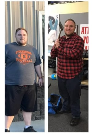 """CrossFit in Chelsea - Strong Together Chelsea - John """"Grass"""" Epic Transformation Testimonial Video"""