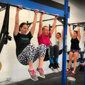 CrossFit in Fort Collins - Yeti Cave CrossFit - Boot Camp Workouts for December 3rd - 7th