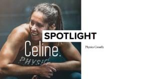Member Spotlight - Celine