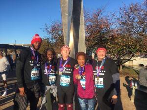 Transformation Tuesday and the Richmond Marathon at RARE CrossFit Fredericksburg, Spotsylvania, and Stafford's premier CrossFit Facility!