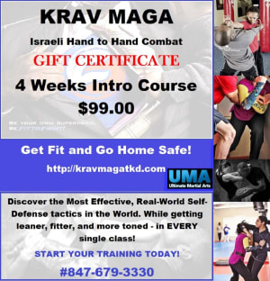 Krav Maga Holiday Special