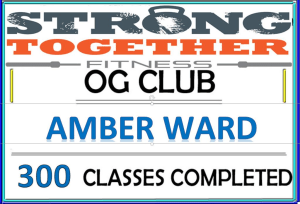 CrossFit in Chelsea - Strong Together Chelsea - Congratulations Amber!