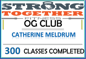 CrossFit in Chelsea - Strong Together Chelsea - Congratulations Catherine!
