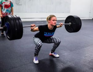 Weekly CrossFit Workouts January 21-25th