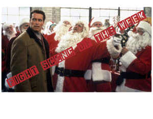 Fight Scene of the Week! Jingle All The Way