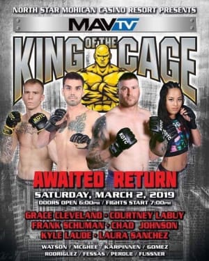 in Englewood - Factory X Muay Thai - FIGHT ANNOUNCEMENT!
