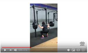 Personal Training in Brampton - Impact Fitness - 210 Back Squat!
