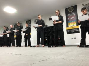 The Qualities of a Black Belt