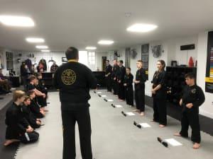 Black Belt Oath