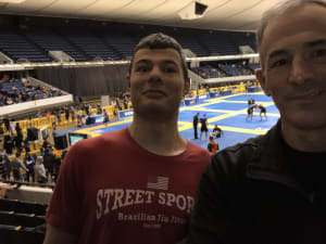 Takedowns and Passing the Open Guard - Two Observations at the IBJJF No-Gi Worlds