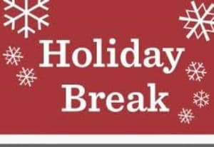 Holiday Break