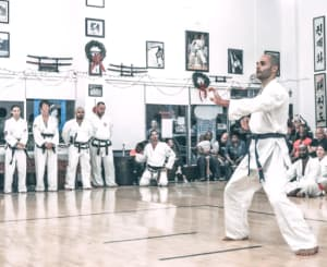 Taekwondo Benefits for Adults